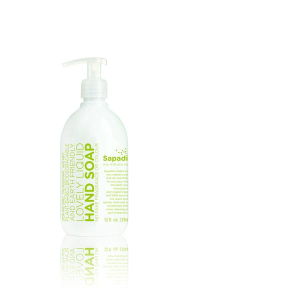 100% ESSENTIAL OIL BLENDS LIQUID HAND SOAP, ROSEMARY + PEPPERMINT