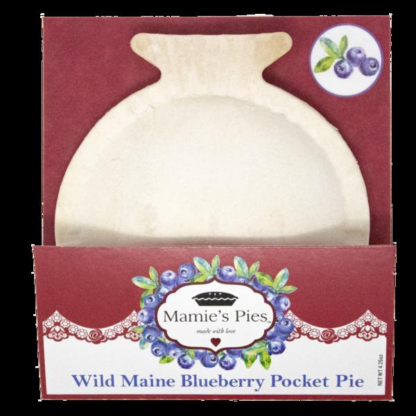 WILD MAINE BLUEBERRY POCKET PIE