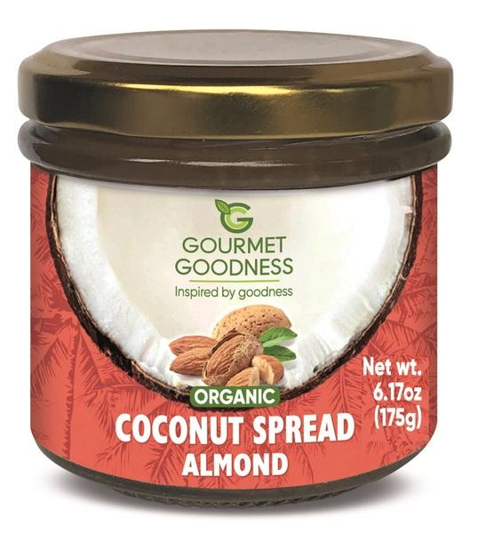 COCONUT ALMOND SPREAD