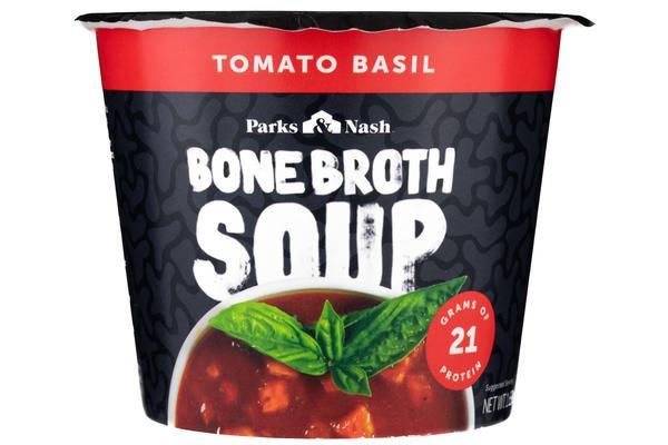 TOMATO BASIL BONE BROTH SOUP