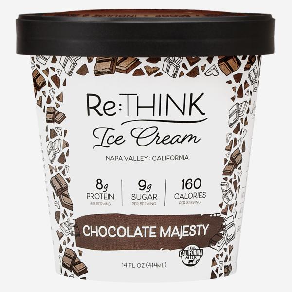 CHOCOLATE MAJESTY ICE CREAM