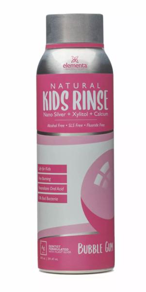KIDS RINSE NATURAL BUBBLE GUM