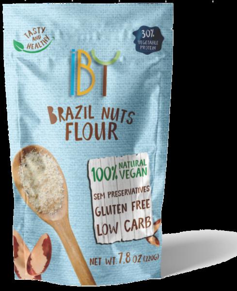 BRAZIL NUTS FLOUR