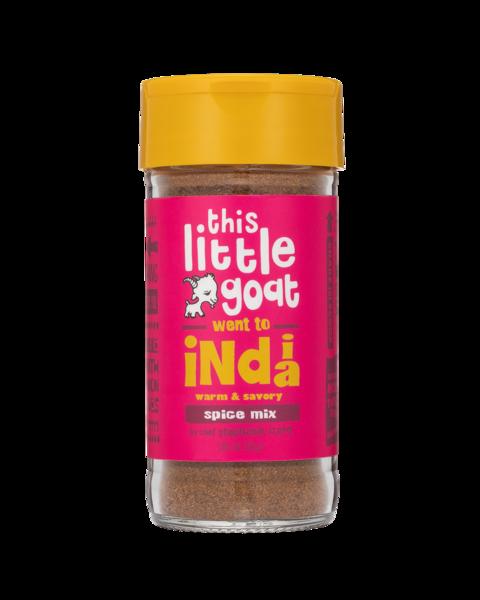 WARM & SAVORY INDIA SPICE MIX