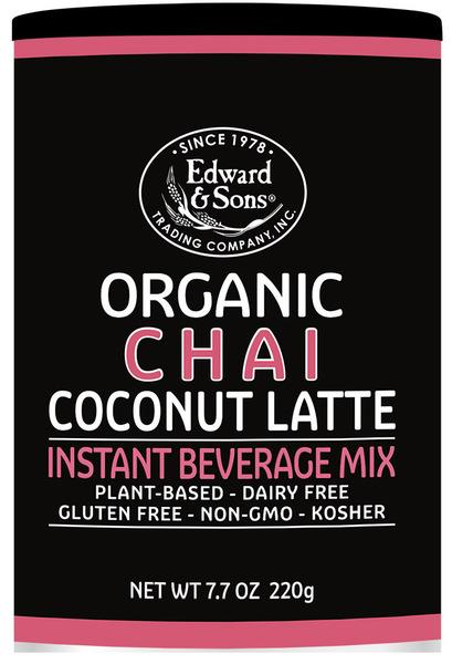 CHAI COCONUT LATTE INSTANT BEVERAGE MIX