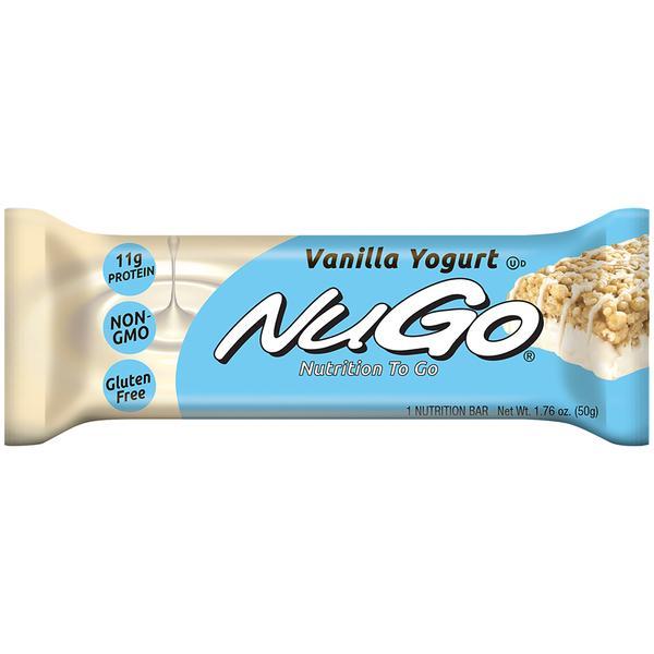 VANILLA YOGURT NUTRITION BAR