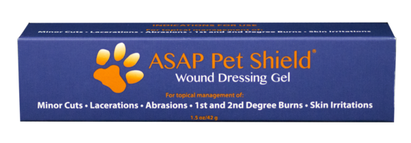 WOUND DRESSING GEL
