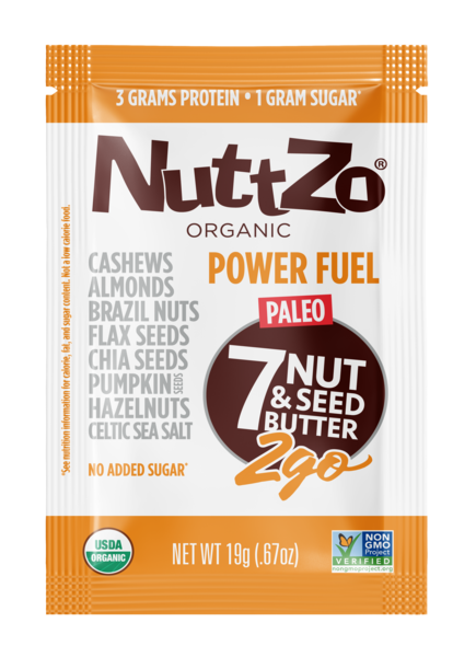 POWER FUEL PALEO 7 NUT & SEED BUTTER