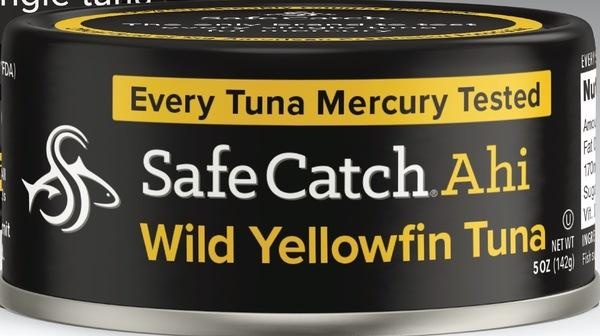 AHI WILD YELLOWFIN TUNA