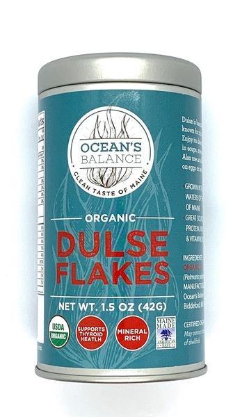 ORGANIC DULSE FLAKES