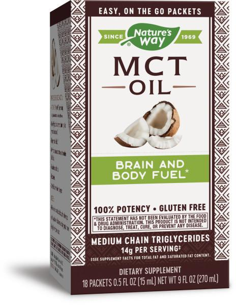 MCT OIL BRAIN AND BODY FUEL DIETARY SUPPLEMENT