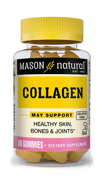 COLLAGEN MAY SUPPORT HEALTHY SKIN, BONES & JOINTS DIETARY SUPPLEMENT GUMMIES