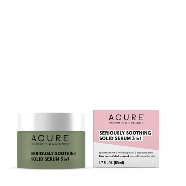 SERIOUSLY SOOTHING SOLID SERUM 3 IN 1