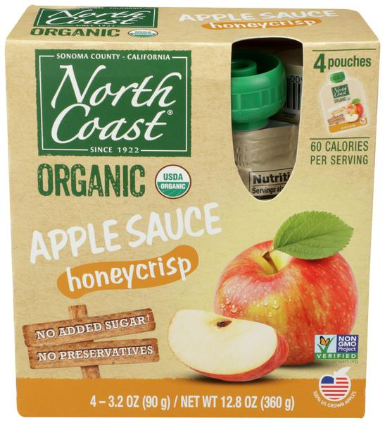 Honeycrisp Apple Sauce The Natural Products Brands Directory