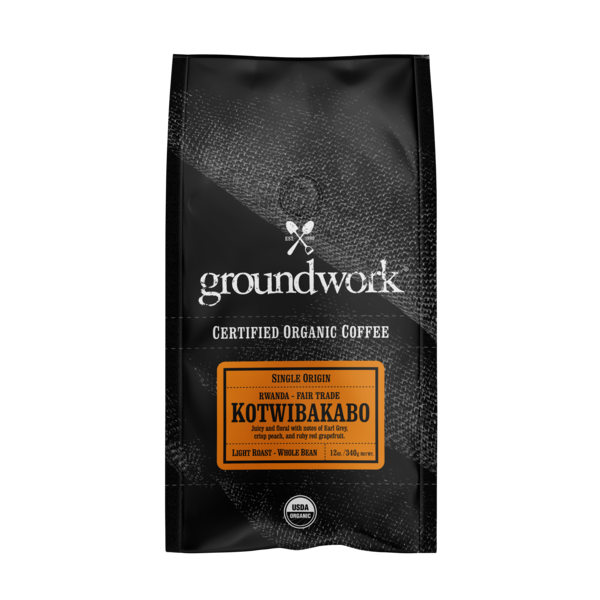 LIGHT ROAST KOTWIBAKABO SINGLE ORIGIN WHOLE BEAN ARABICA COFFEE