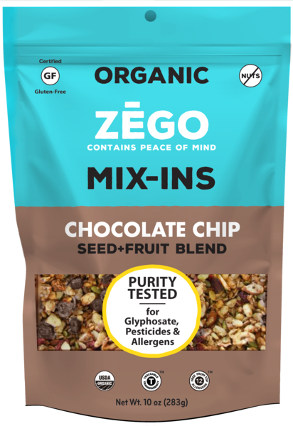 CHOCOLATE CHIP SEED+FRUIT BLEND