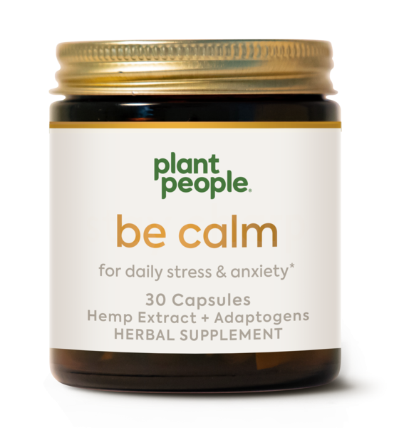 BE CALM HERBAL SUPPLEMENT