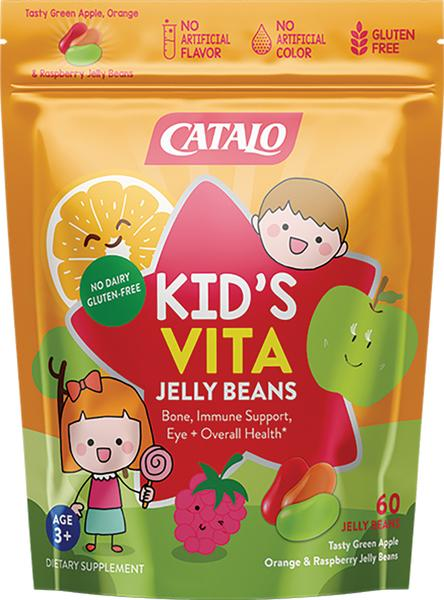 KID'S VITA BONE, IMMUNE SUPPORT, DIETARY SUPPLEMENT JELLY BEANS