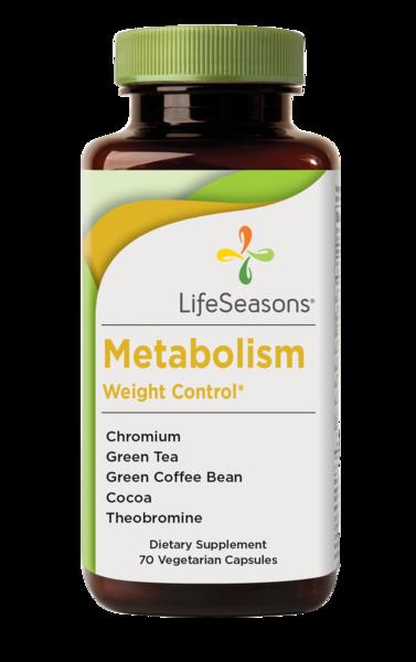 METABOLISM WEIGHT CONTROL* VEGETARIAN CAPSULES