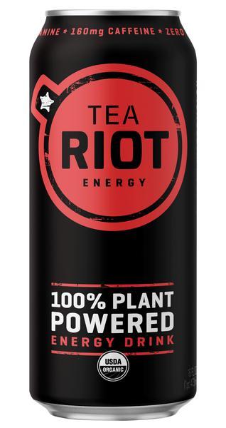 CHERRY 100% PLANT POWERED ENERGY DRINK
