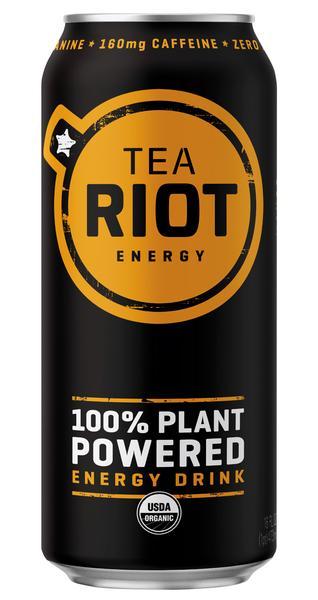 MANGO 100% PLANT POWERED ENERGY DRINK