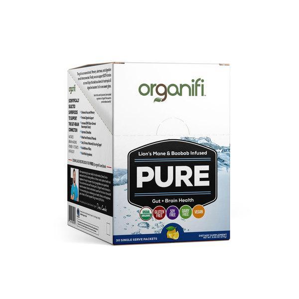 PURE GUT + BRAIN HEALTH DIETARY SUPPLEMENT PACKETS
