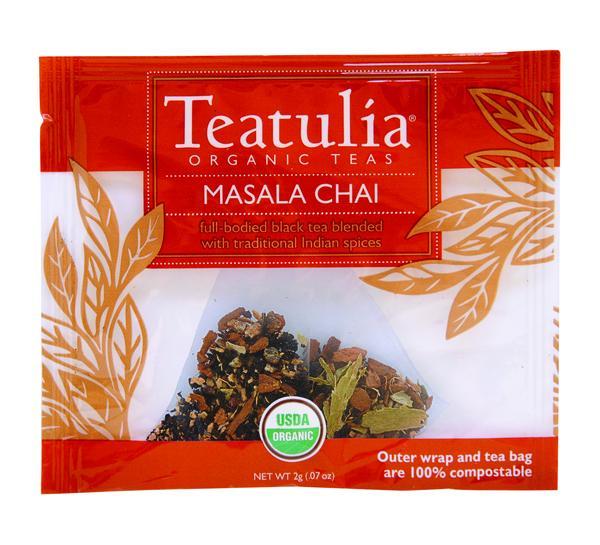 MASALA CHAI ORGANIC TEAS