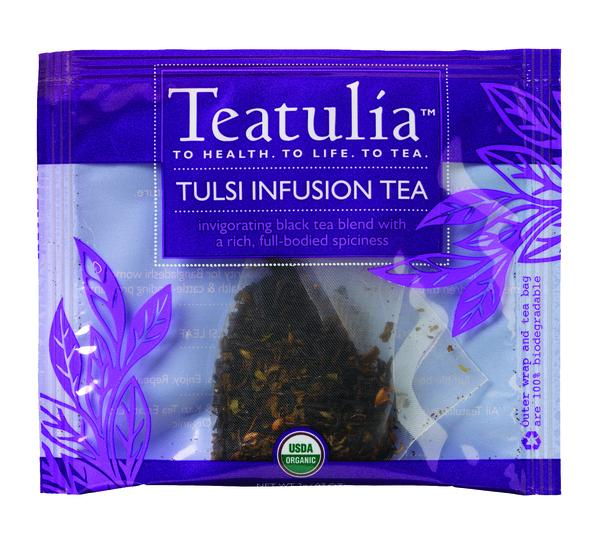 TULSI INFUSION TEA BAGS