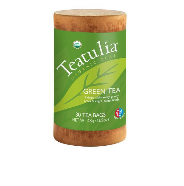 GREEN ORGANIC TEA BAGS