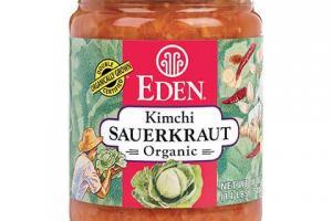 Organic Kimchi Sauerkraut