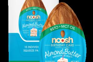 Birthday Cake Almond Butter + MCT Oil