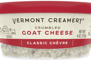 Classic Goat Cheese Crumbles