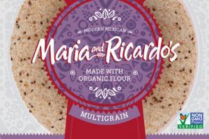 Multigrain Tortillas