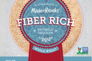 Fiber Rich Tortillas