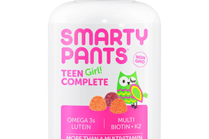 Teen Girl Complete Dietary Supplement