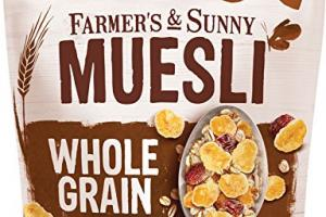 Muesli Whole Grain