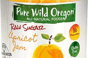 Raw Sugar Apricot Jam
