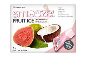 Fruit Ice - Coconut and Pink Guava
