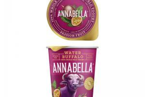 Water Buffalo Yogurt - Passion Fruit