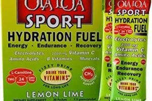 Hydration Fuel - Lemon Lime flavor