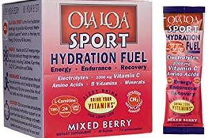 Hydration Fuel - Mixed Berry