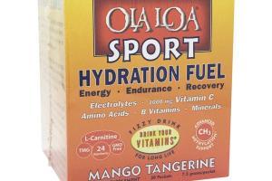 Ola Loa SPORT - Mango Tangerine