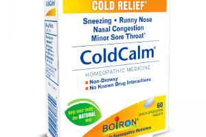 ColdCalm Tablets