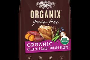 Grain Free Organic Chicken & Sweet Potato Recipe