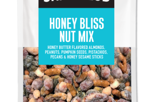 Honey Bliss Nut Mix