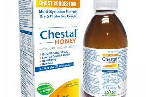 Chestal Honey Syrup