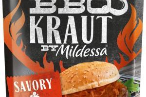 Hengstenberg Mildessa Sauerkraut in Barbecue Sauce
