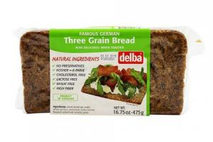 Delba – Three Grain Bread