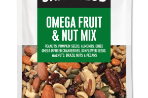 Omega Fruit & Nut Mix