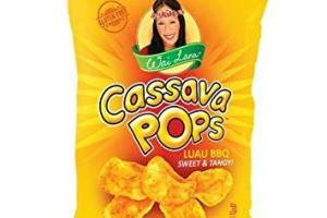 Cassava Pops - Luau BBQ
